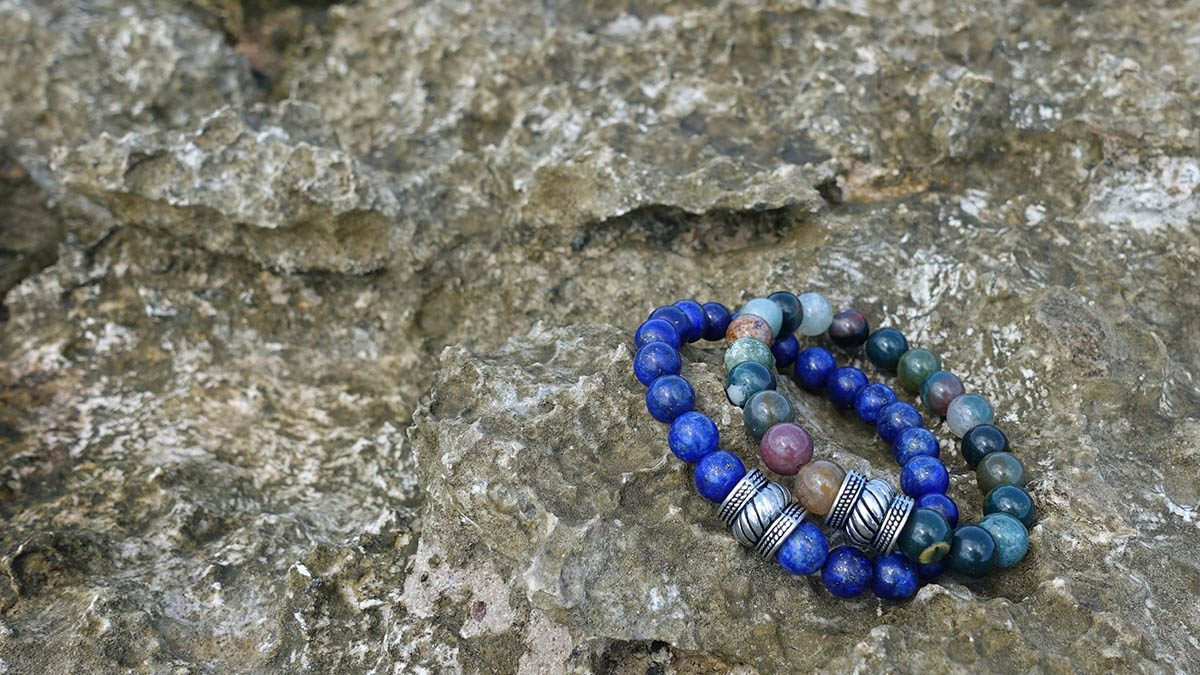 Bali Basic Lapis Lazuli Setting 2