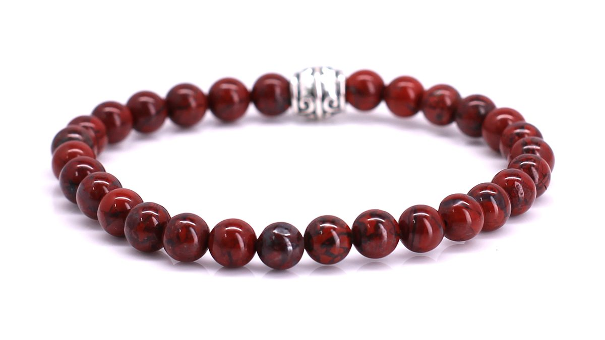 Basic Red Agate Product Image Back
