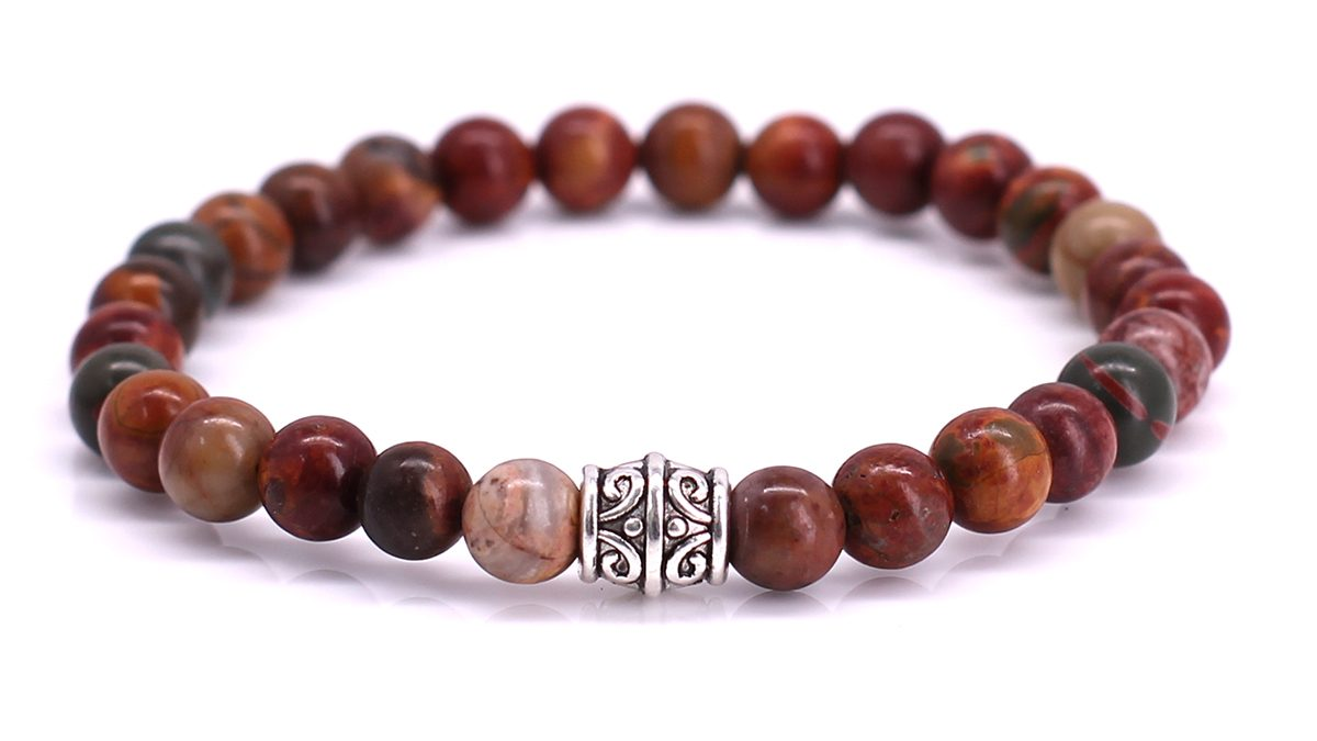 Basic Red Picture Jasper Product Image
