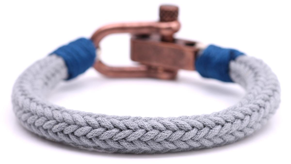 Nautical C2 Grey bracelet Product image back