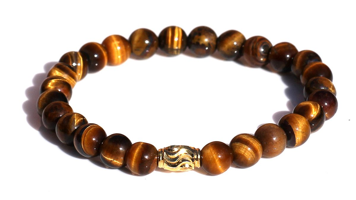 Premium Brown Tiger Eye Product Image Front