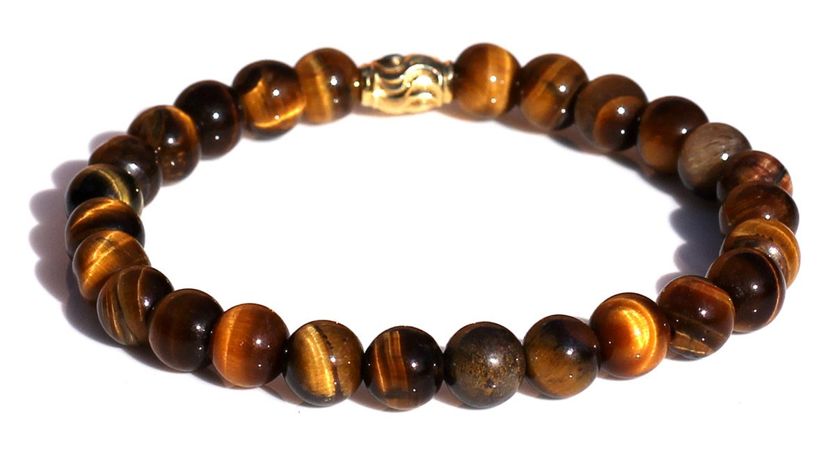 Brown Tiger Eye Product Image Back