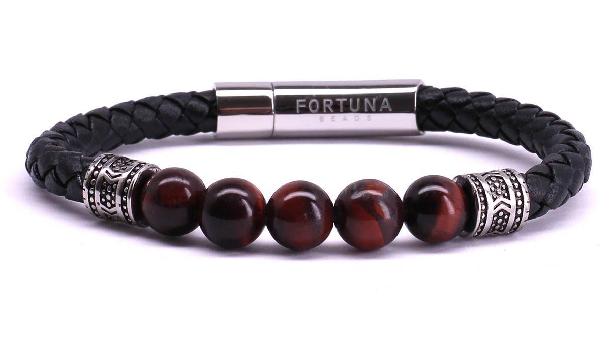 FortunaBeads Italia Roma bracelet Front image