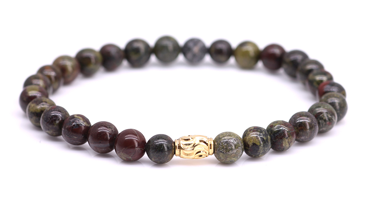 Premium Dragon Blood Jasper Product image front