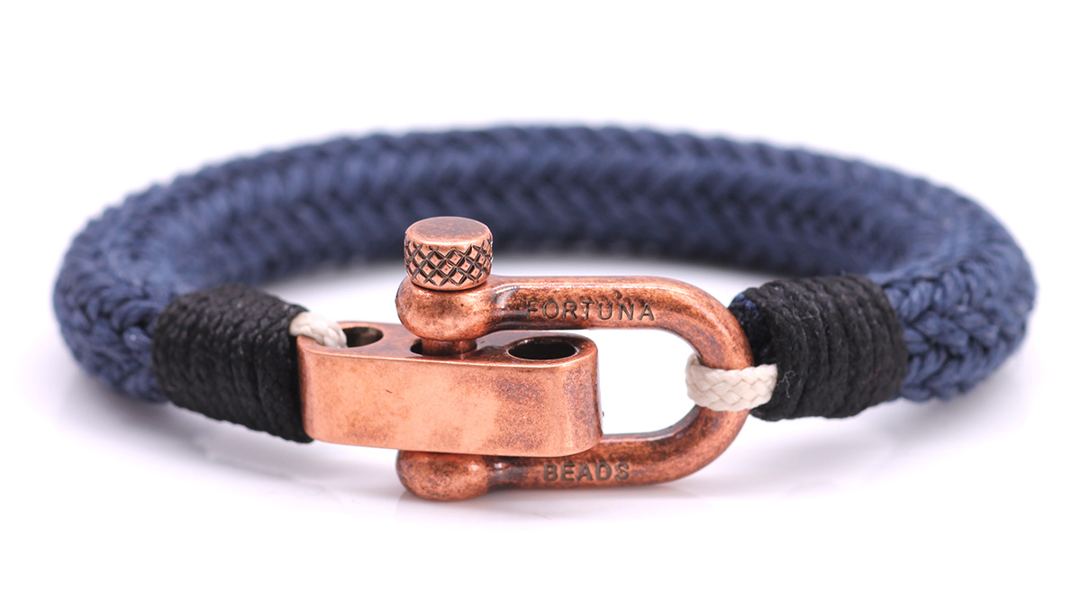 Nautical C1 Blue bracelet Product image front