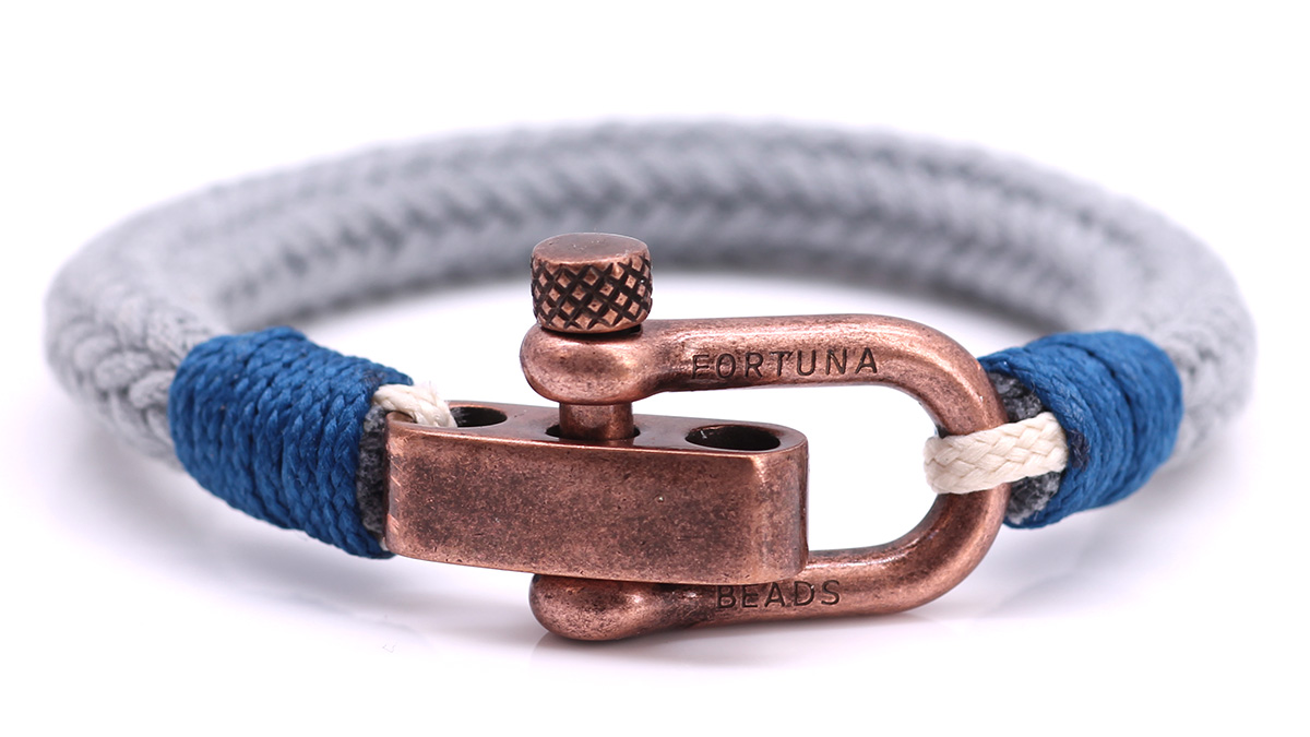 Nautical C2 Grey bracelet Product image front