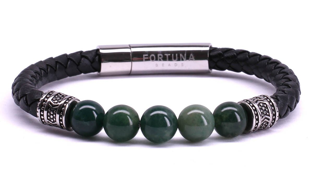 FortunaBeads Italia Napoli bracelet Front image