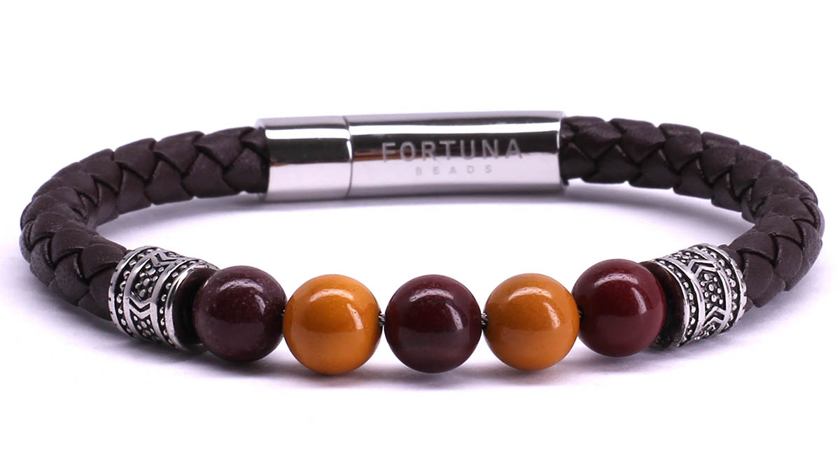 FortunaBeads Italia Firenze bracelet Front image