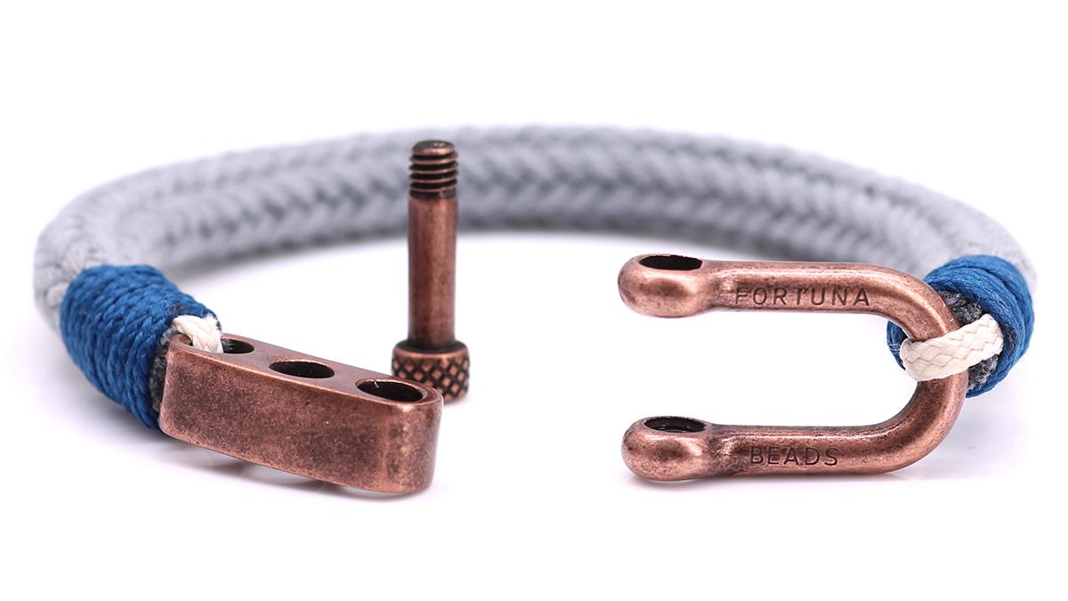 Nautical C2 Grey bracelet Product image open