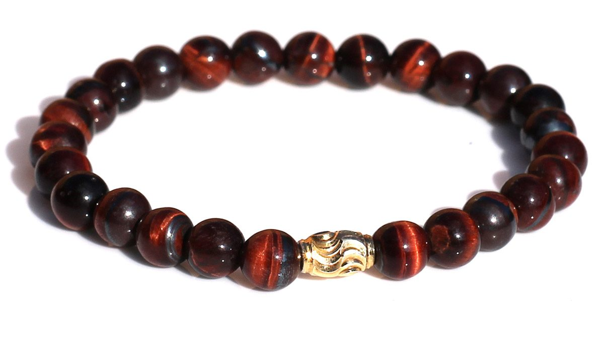 Premium Red Tiger Eye Product Image Front