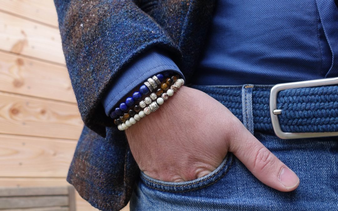 Essential Guide: How to Stack Bracelets for Men