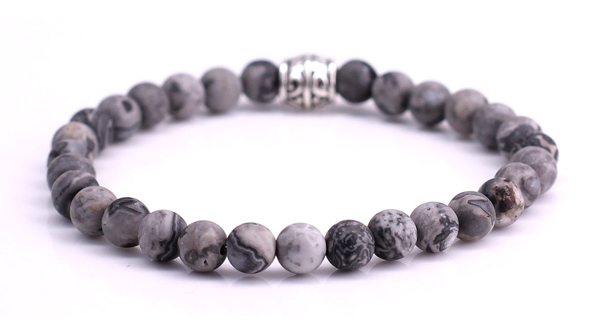 Netstone Mat bracelet Product image back