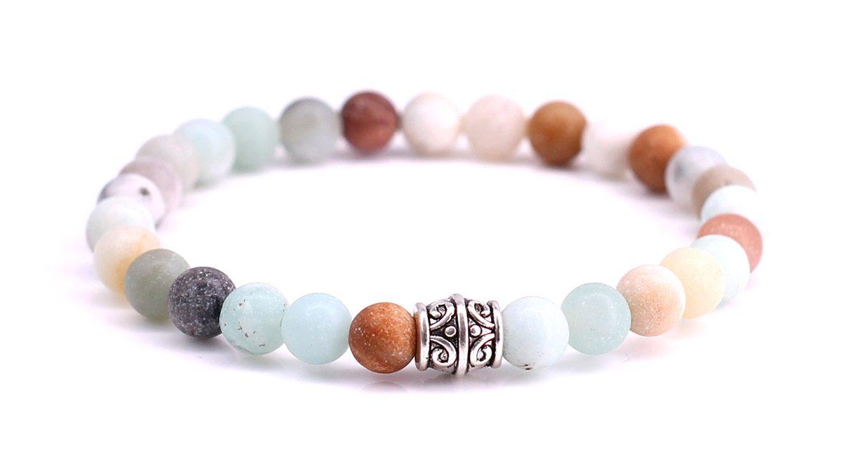 Amazonite bracelet Product image front