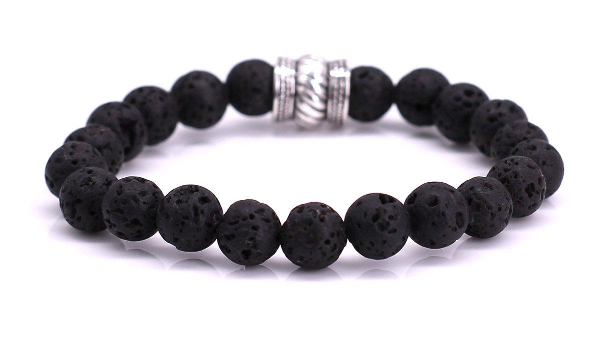 Bali Lava bracelet Product image Back
