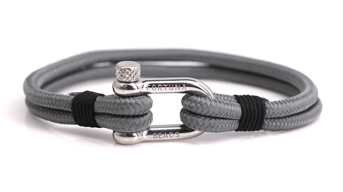 Nautical N3 Grey bracelet Product image front