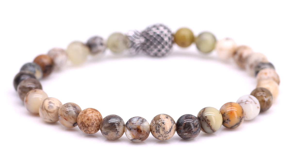Piney Moss agate Product image back