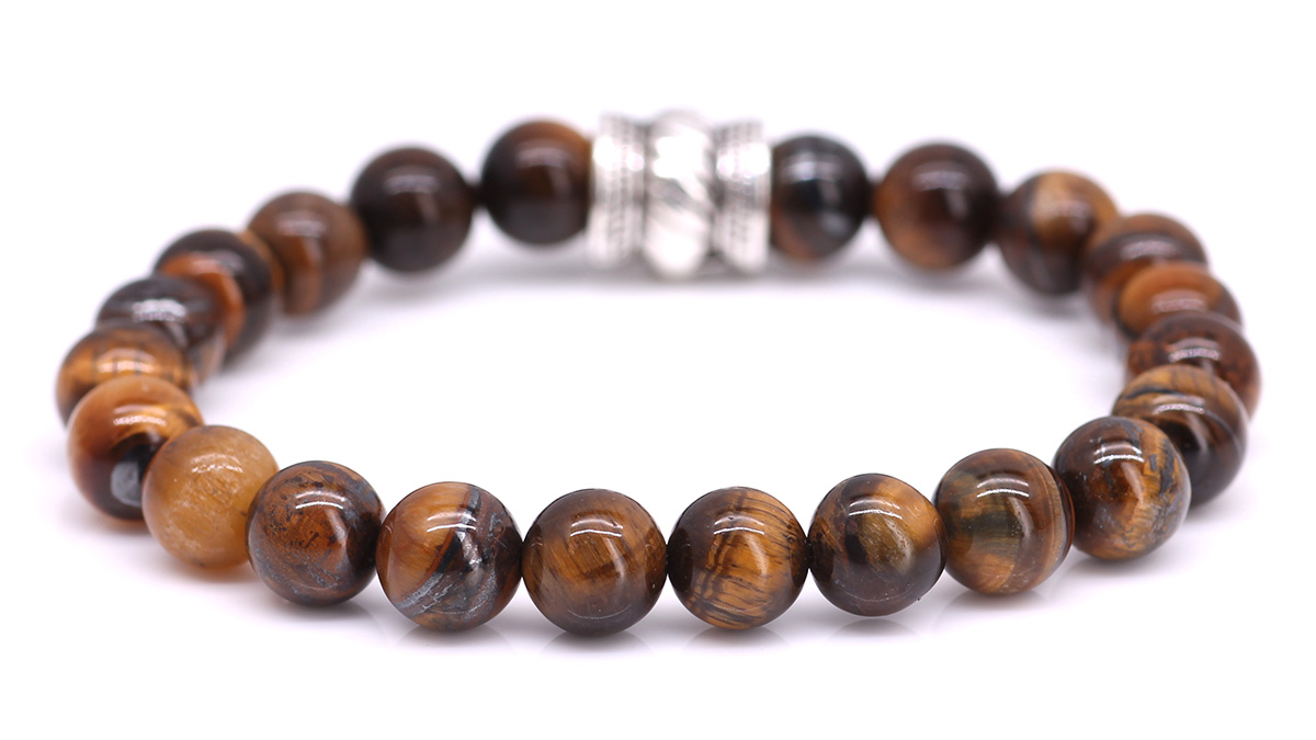 Bali Basic Brown Tiger Eye Product image back