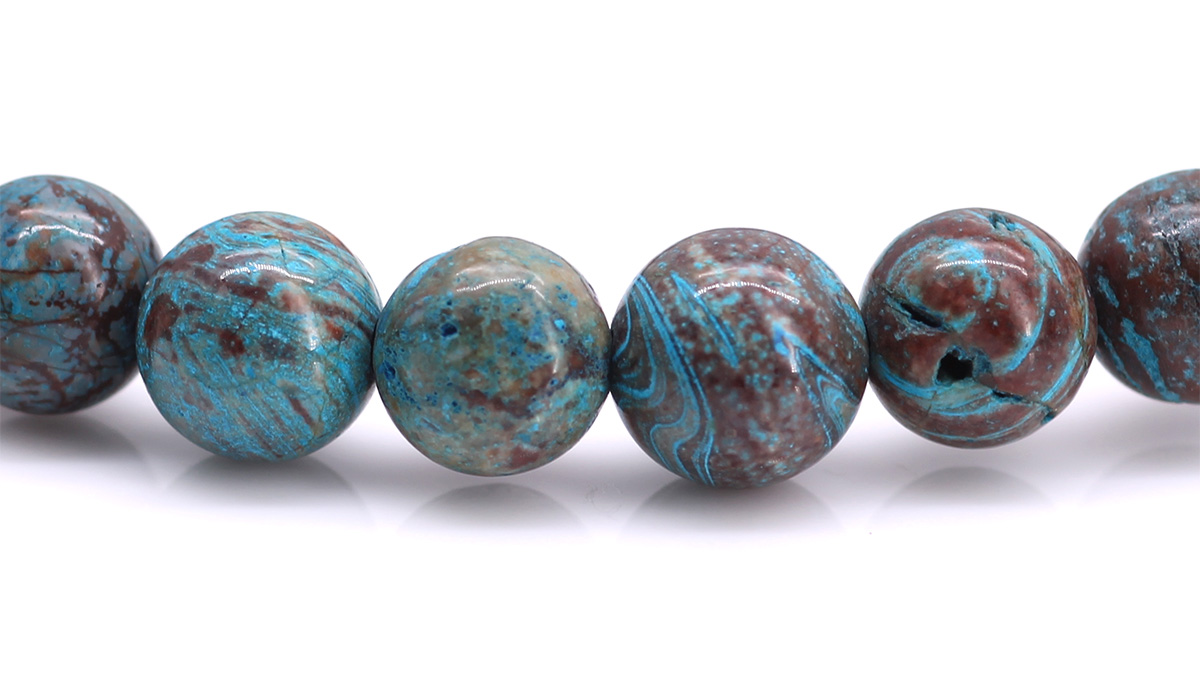 Piney Blue Chrysocolla Product image close