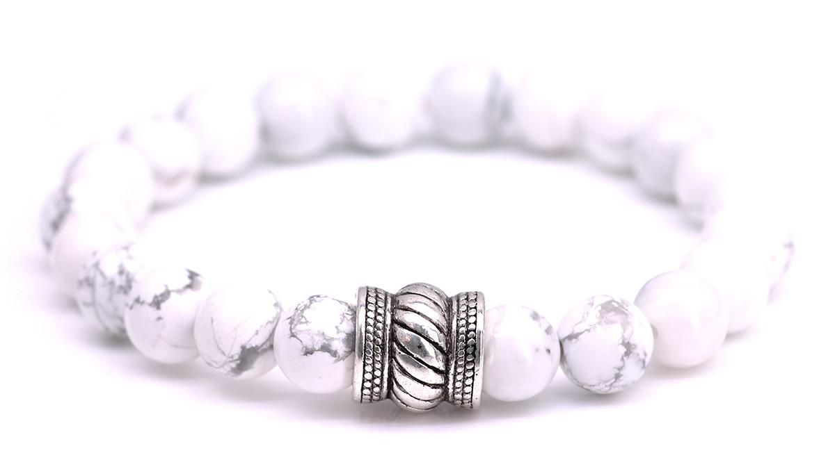 Bali Basic White Howlite Product image front