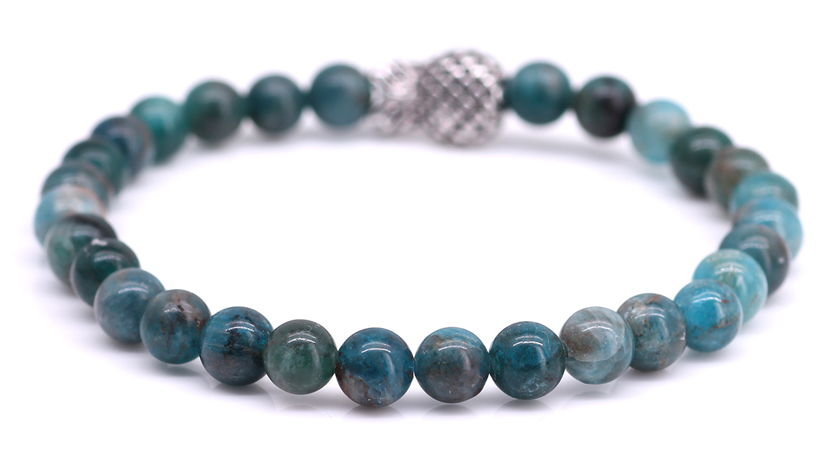 Piney Apatite bracelet Product image back