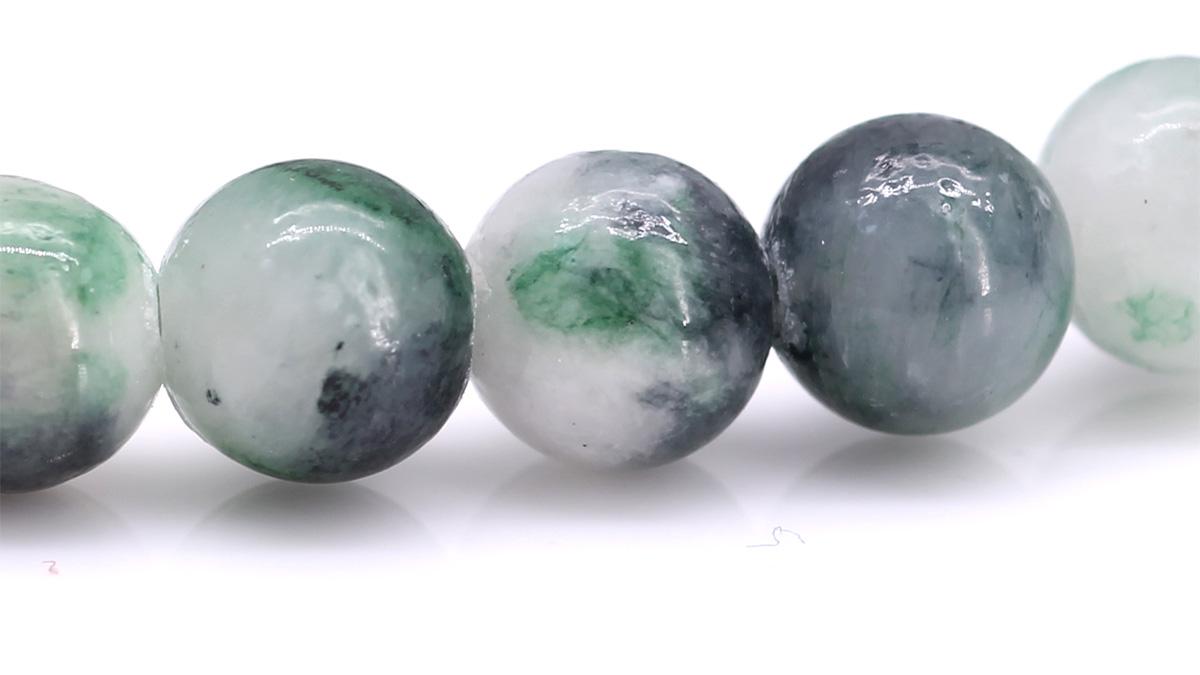 Lily Jade Medium Sea Green bracelet Product image close
