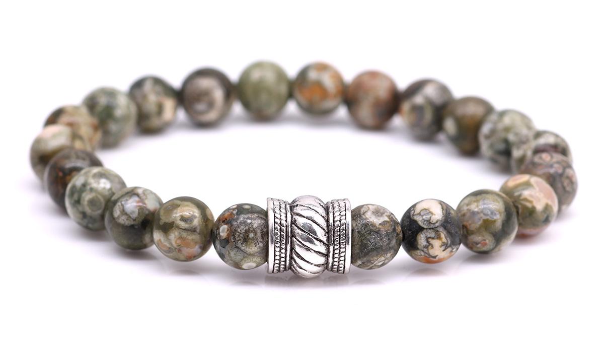 Bali Rhyolite Jasper bracelet Product image front