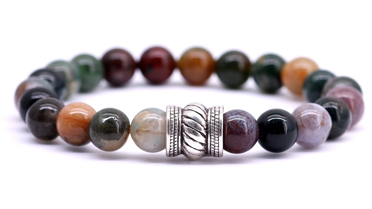Bali Indian Agate front image